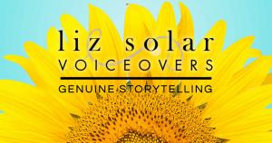 Liz Solar VoiceOvers Social Share Image